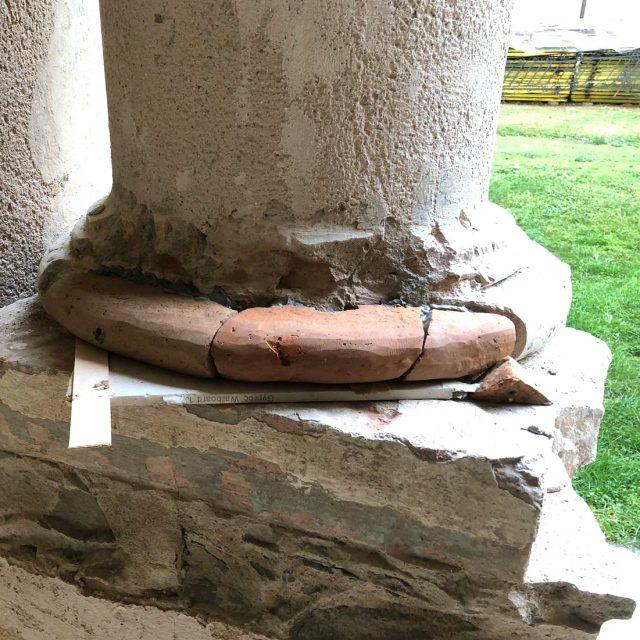 Galleria Ferraroni: restauro degli apparati murali ed ...
